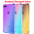 For iPhone 6 6S 7 8 Plus Shockproof Non-slip Hybrid Slim Protective Case Cover