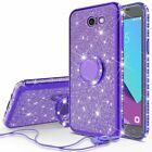 For Samsung Galaxy J3 2017/Luna Pro/Emerge/Eclipse/Mission/Prime Ring Case Cover
