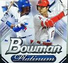 2019 Bowman Platinum Base and Top Prospect Trading Cards Pick From List on Ebay