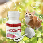 Pets Cat Catnip Bubbles Spray Toys Interactive Funny Cat Kitty Bubble Cat Play