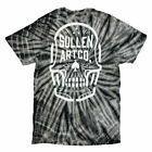 Sullen Men's Trade Made Short Sleeve T Shirt Charcoal Wash Clothing Tees