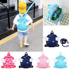 Toddler Kids Cute  Backpack Book Bags with Safety Leash for Boys Girls Rucksack
