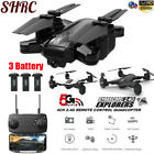 Drone x Pro 6 Axis Foldable Altitude Hold 1080P HD Camera WiFi FPV RC Quadcopter