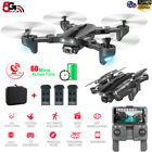 Drone RC Drones x Pro 5G With 1080P HD Camera GPS WIFI FPV Foldable Quadcopter +