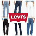 Levis 501 Original Fit Men's Jeans Straight Leg Levi's Button Fly 100 Cotton