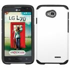 For LG Optimus Exceed 2 VS450PP Verizon Astronoot Hybrid Hard Soft Case Cover