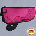 C-A125 F-Ta125 Hilason Western Saddle Pad Memory Foam And Anti Slip - Pink