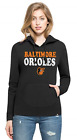 Brand '47 MLB Baltimore Orioles Women's Headline Pullover Hoodie Large Fitted on Ebay