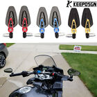 "Motorcycle 7/8"" Handle Bar End Mirrors For Yamaha YZF R6 R1 FZ07 FZ09 2015 2016 $26.02 USD on eBay"