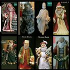 8 Different Old World Santa Claus For You  2 Pick From Unpainted Ceramic Bisque  image