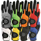 ZERO FRICTION GOLF GLOVE ONE SIZE COMPRESSION FIT MENS RIGHT HAND