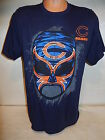 "9806 NFL Apparel Mens CHICAGO BEARS ""Mask"" Football Jersey Shirt NEW BLUE New on eBay"