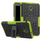 """Heavy Duty Case For Samsung Tab 7 8"""" 9.7 10.1 10.5 ShockProof Rugged Stand Cover"""