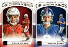 2019 DONRUSS ROOKIE GRIDIRON KINGS INSERTS SINGLES - YOU PICK & COMPLETE SET on eBay
