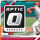 2019 Donruss Optic MLBPA Baseball Trading Cards Pick From List 1-200 W/ Rookies on Ebay