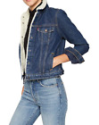 Levis Sherpa Womens Trucker Jacket Look Of Love 0013