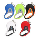 Retractable Extending Lead  Traction Rope Dogs Leash Cord Tape Dog Leads