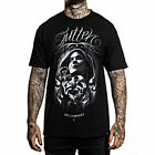 Sullen Men's Deaths Embrace Short Sleeve T Shirt Black Clothing Apparel Tees