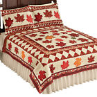 Fall Leaves Quilt image