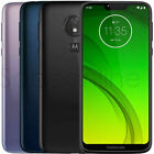 "Motorola Moto G7 Power XT1955-2 Dual Sim FACTORY UNLOCKED 6.2"" 64GB 4GB RAM"