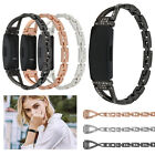 Replacement For Fitbit Inspire HR Stainless Steel Watch Band Strap Bracelet 2019