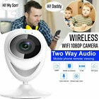 "2.4""/ 3.5"" Wireless HD Video Baby Monitor Night Vision Security Camera Viewer IR"