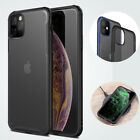 For iPhone 11 Pro Max Rugged Matte Clear Case Mosafe Shockproof Protective Cover