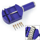 147x Watch Repair Tool Kit Watchmaker Back Case Opener Remover Watch Accessory J