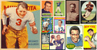 1956--1969 Single Football Cards. You Pick from Pulldown Menu $1.0 USD on eBay