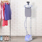 Garment Clothing Steamer with Stand Up Heavy Duty Free Standing 1350W 2L