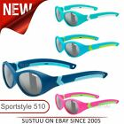 Uvex Sportstyle 510 Sun Protection Sunglasses eyewear for Kids/Youngest Athletes