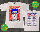 The Who band Moving On Tour 2019 T shirt S-XXL image
