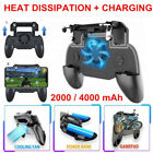 Mobile Game Gamepad Controller Cooling Fan Heat Radiator + Charging For Phone US