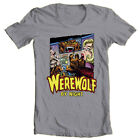 Werewolf by Night T Shirt retro 70s marvel comics Legion of Monsters graphic tee $24.99 USD on eBay