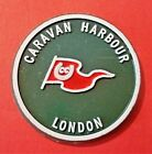 COLLECTORS GREEN CARAVAN CLUB BADGES CHOOSE FROM LIST ALL WITH PHOTOS LOT G5