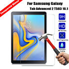 Premium Real Tempered Glass Film Screen Protector For Various Samsung tablet US