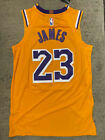 Men's / Youth LeBron James Los Angeles Lakers Men's YELLOW-GOLD Stitched Jersey on eBay