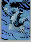 2019 Topps Fire MLB BLUE INSERT Trading Cards Pick From List (All Versions)