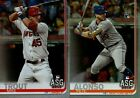2019 TOPPS UPDATE RAINBOW PARALLEL SP SINGLES W/ ROOKIE RC - YOU PICK FOR SET