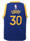 Golden State Warriors Stephen Steph Curry NBA Basketball Toddler Blue Jersey on eBay