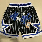 Orlando Magic MEN'S Vintage Basketball Shorts COLOR Black Sz S-2XL on eBay