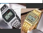 Casio Men Wrist Watch LED Retro Digital Unisex Classic New Style Designer Watch image