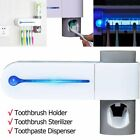 Kyпить UV Light Toothbrush Holder Sanitizer Sterilizer Automatic Toothpaste Dispenser на еВаy.соm