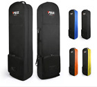 100% Padded PM Golf holiday travel cover / bag case with wheels.Durable+20golf T