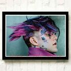 Lil Peep Rapper Coated Paper Posters High quality Printing Drawing wallpaper