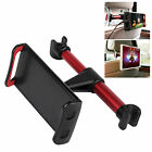 Universal Back Seat Headrest Tablet/Phone Mount Holder with 360 Degree Rotation