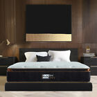 BedStory 12 Inch Gel Infused Memory Foam Hybrid Mattress Twin Full Queen King US