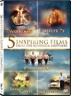 5 INSPIRING FILMS FROM THE KENDRICK BROTHERS 5 DVD Courageous Fireproof Flywheel