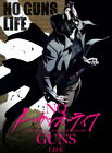 005 No Guns Life - Juzo Inui Fight Hot Japan Anime 14*x19* Poster