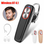 Wireless Bluetooth 4.1 Headset Stereo Headphone Earphone For IPhone Samsung LG